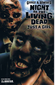 Night of the Living Dead Just a Girl #1 Painted One-Shot