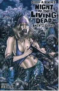 Night of the Living Dead Back from the Grave #1 Terror One-Shot