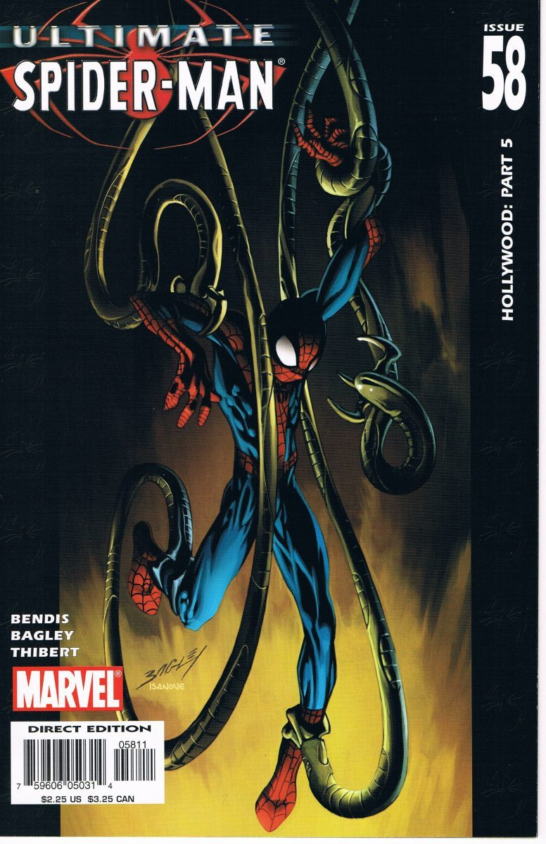 Ultimate Spider-Man #58