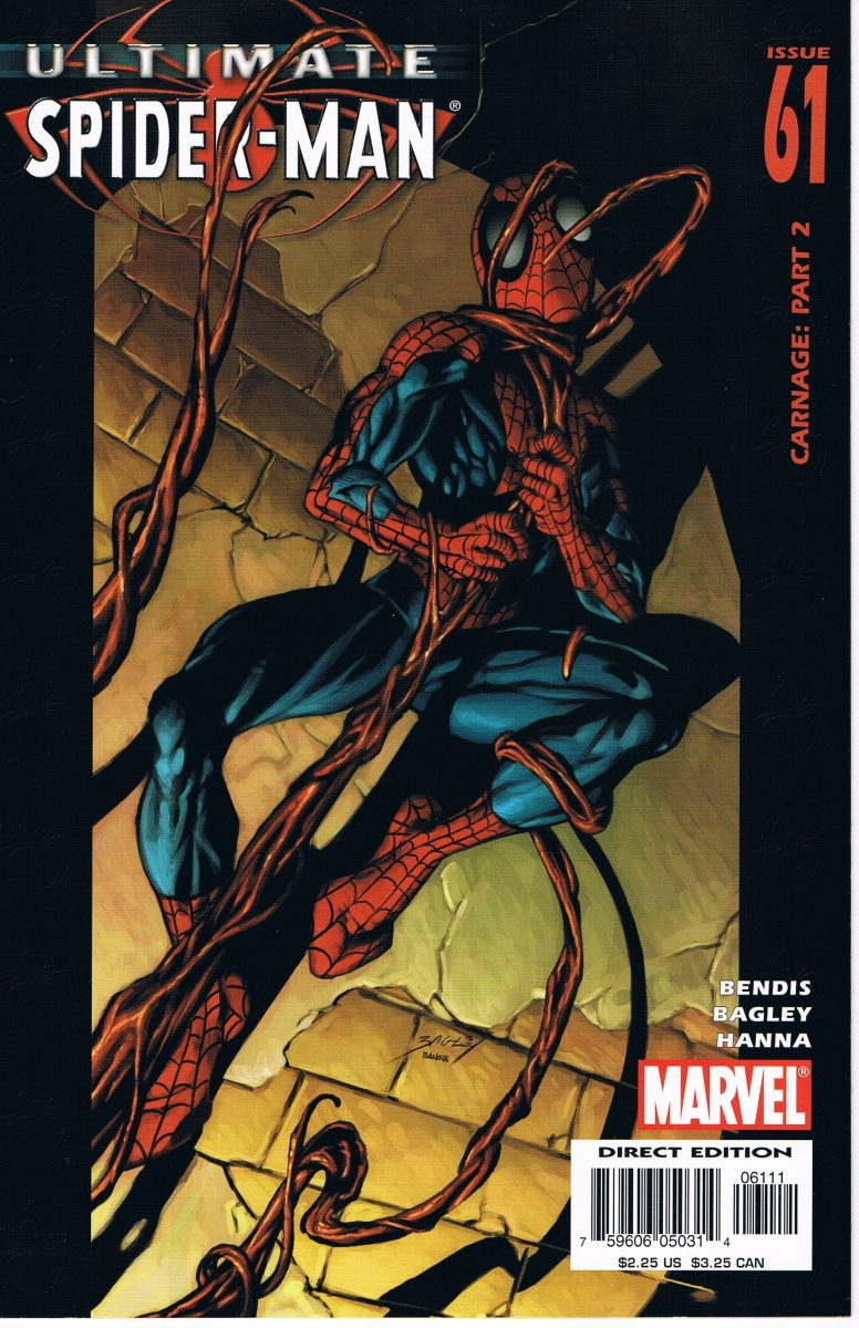 Ultimate Spider-Man #61
