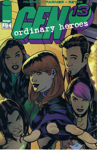 Gen 13 Ordinary Heroes #1