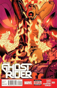 All New Ghost Rider #9