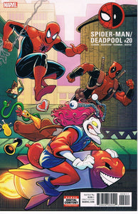 Spider-Man Deadpool #20 A