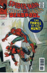 Spider-Man Deadpool #23 B
