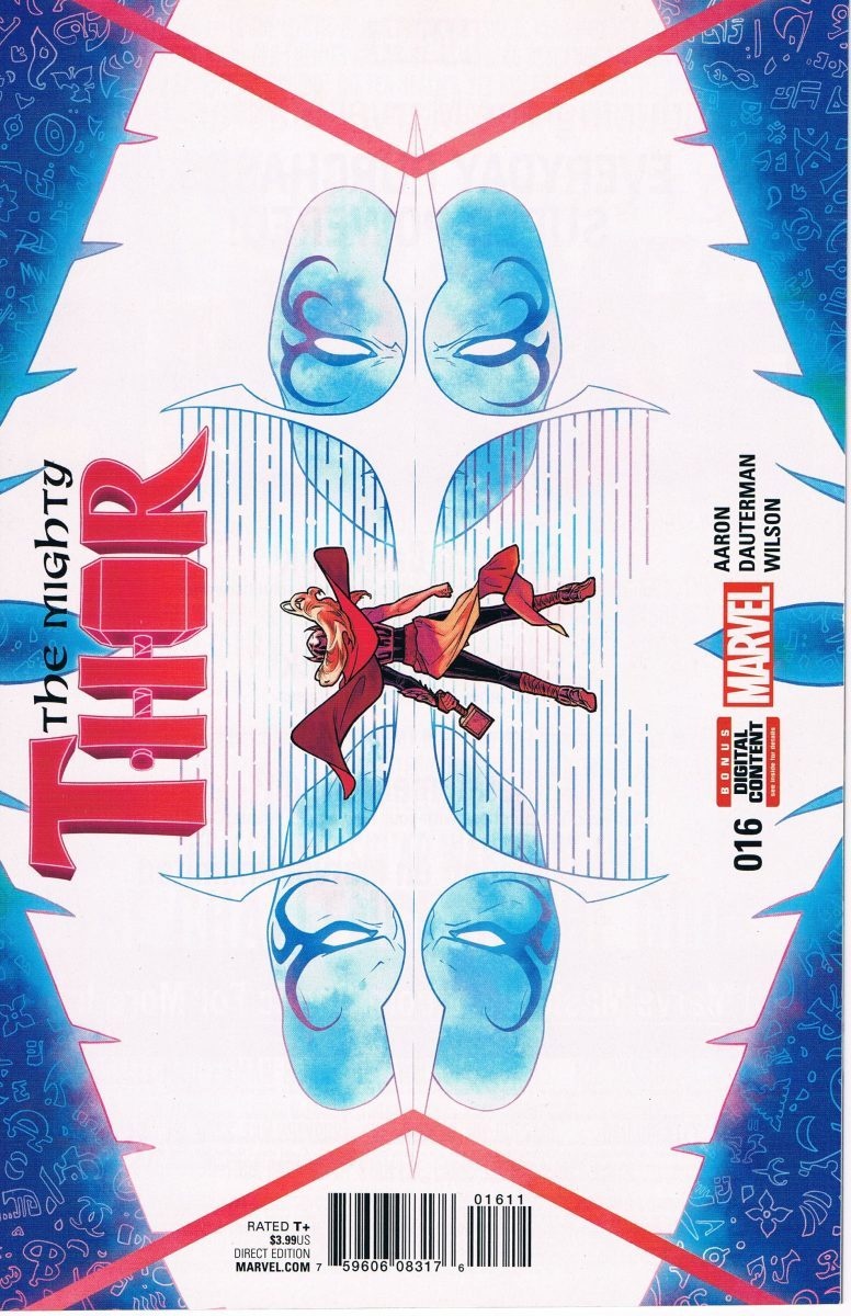 Mighty Thor #16 A