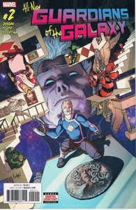 All New Guardians of the Galaxy #2 A