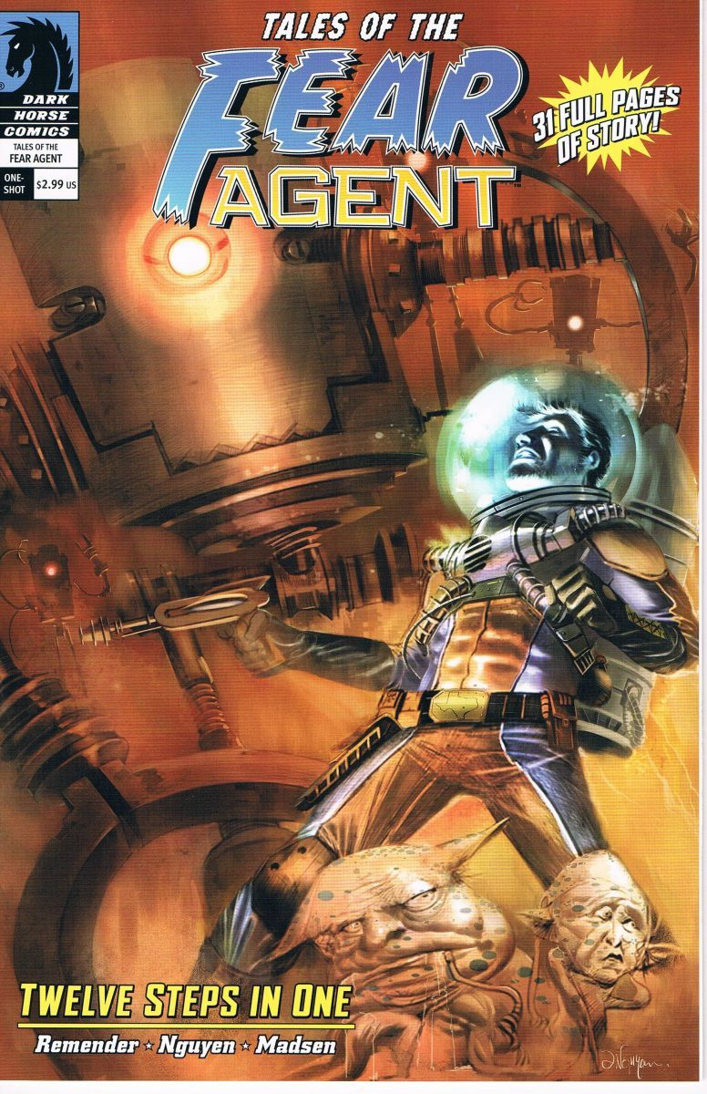 Fear Agent Twelve Steps In One One-Shot