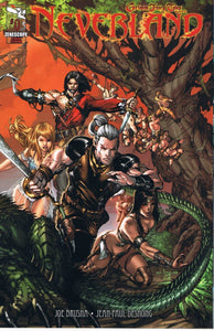 Grimm Fairy Tales Neverland #0 A