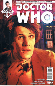 Doctor Who The Eleventh Doctor Year Two #9 A