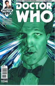 Doctor Who The Eleventh Doctor Year Two #13 A