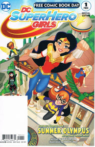DC Super Hero Girls 2017 FCBD #1