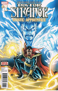 Doctor Strange Mystic Apprentice #1 A One-Shot