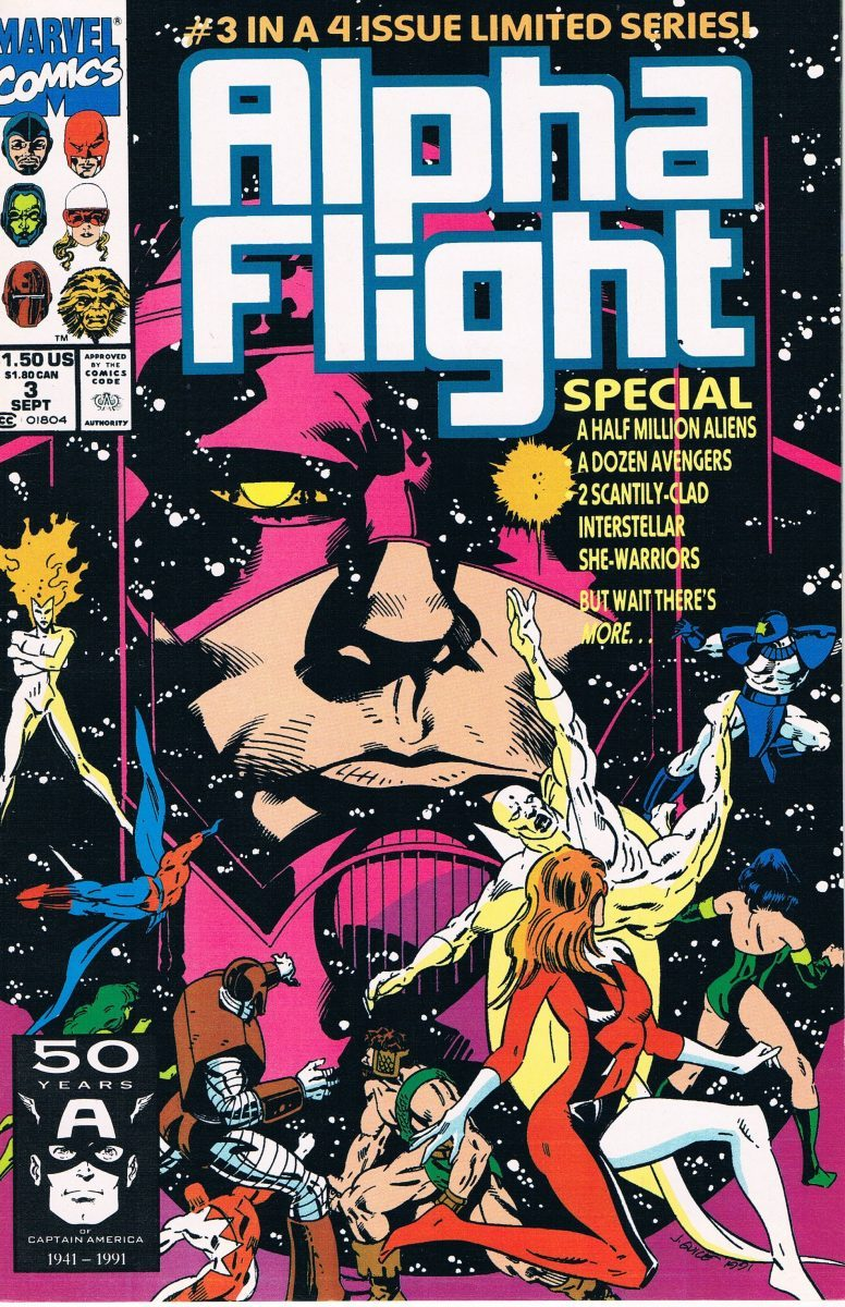 Alpha Flight Special #3