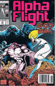 Alpha Flight #64