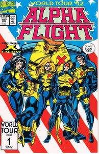 Alpha Flight #107
