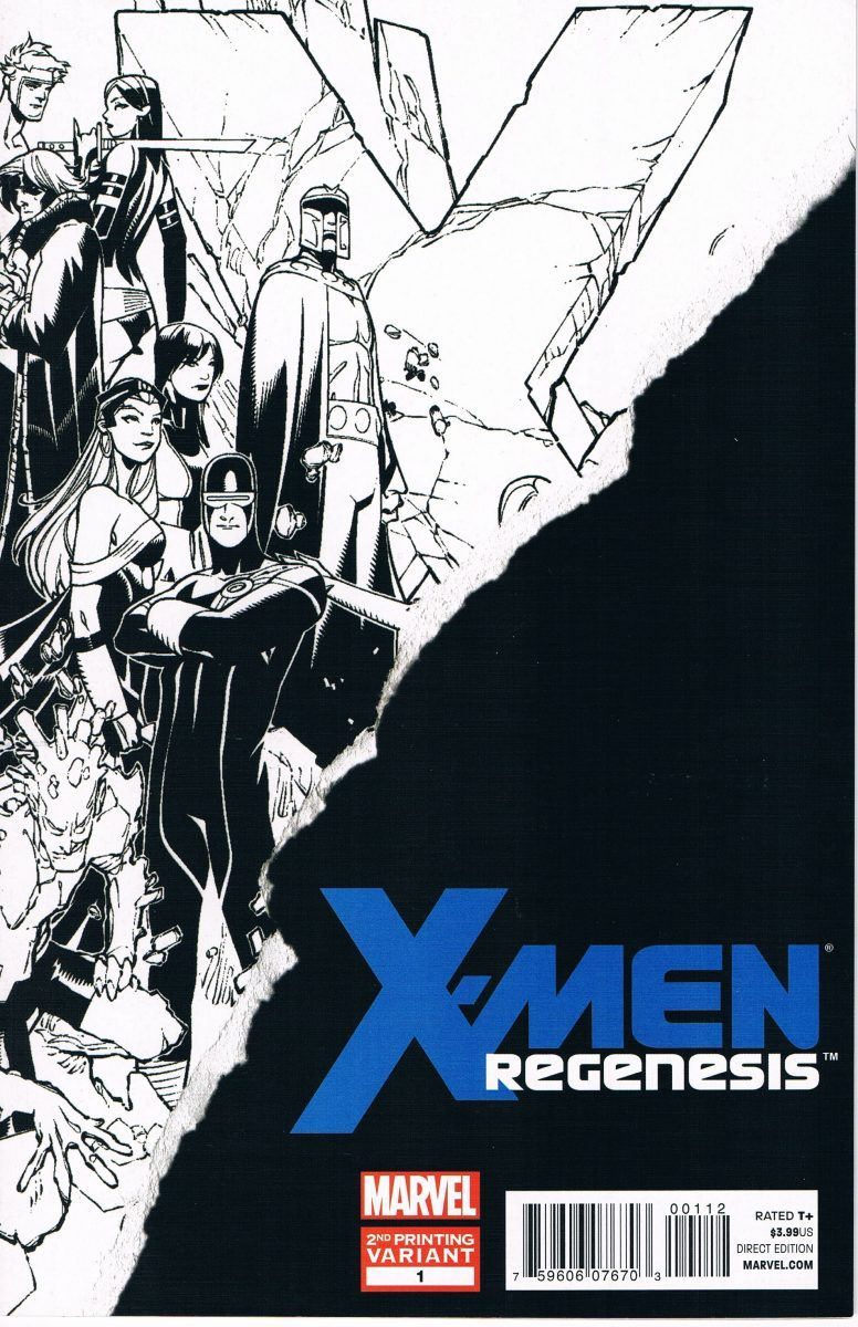 X-Men Regenesis #1 C One-Shot