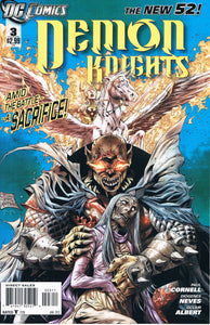 Demon Knights #3