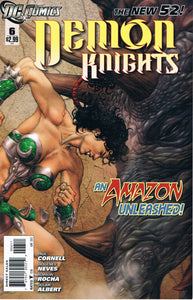 Demon Knights #6
