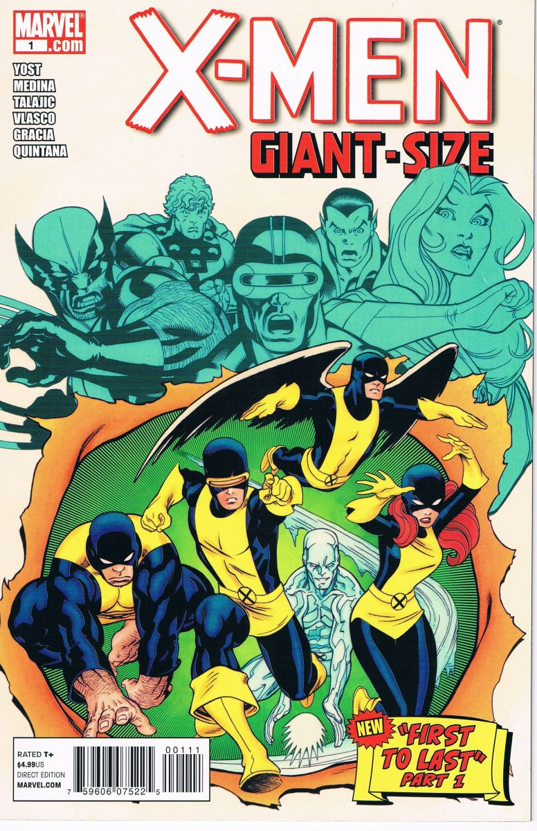 X-Men Giant Size #1 A