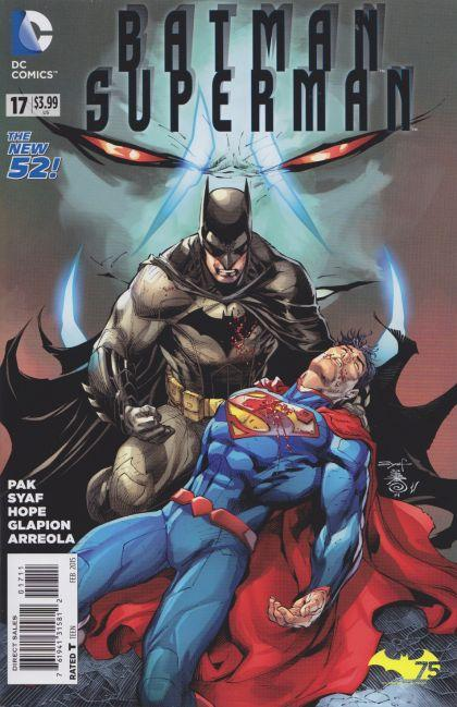 Batman Superman #17 A