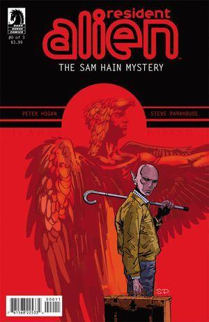 Resident Alien The Sam Hain Mystery #0