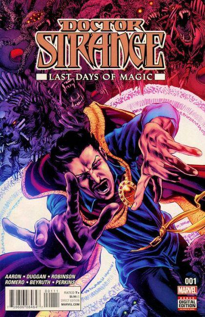 Doctor Strange Last Days Of Magic #1 A