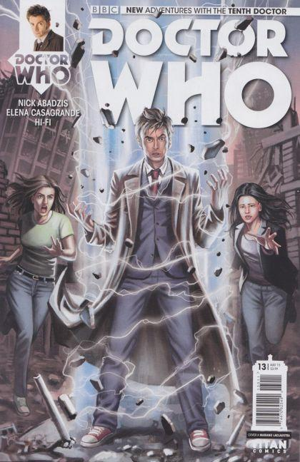 Doctor Who The Tenth Doctor #13 A