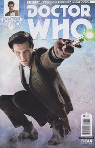 Doctor Who The Eleventh Doctor #10 B