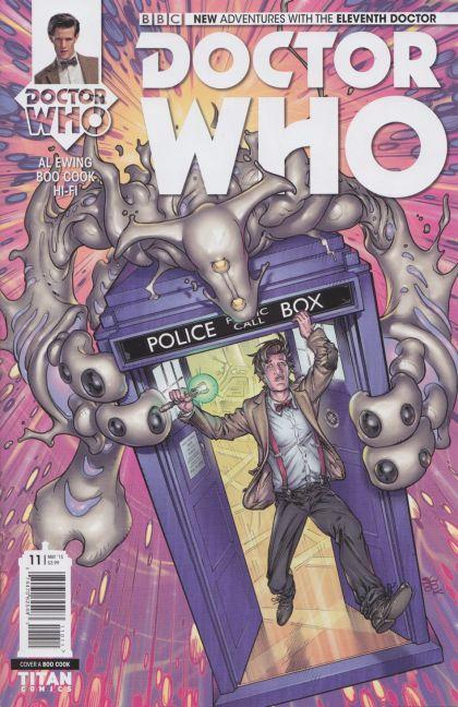 Doctor Who The Eleventh Doctor #11 A