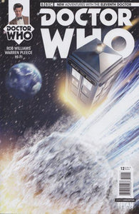 Doctor Who The Eleventh Doctor #12 B