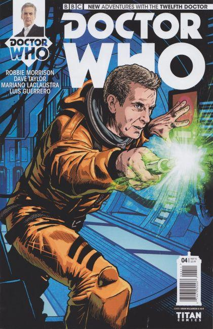 Doctor Who The Twelfth Doctor #4 A