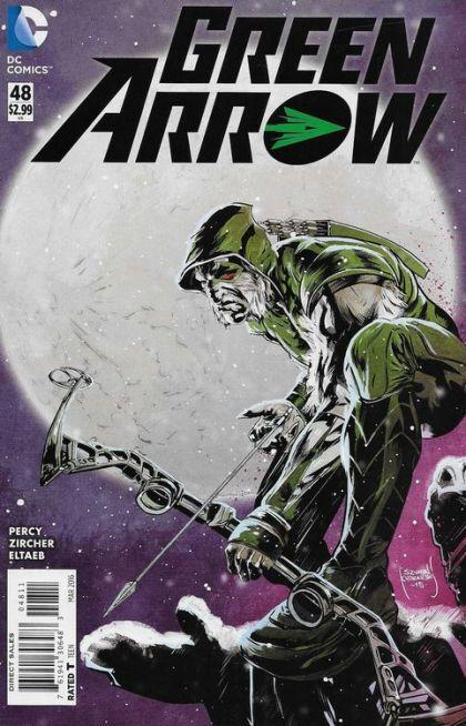 Green Arrow #48 A