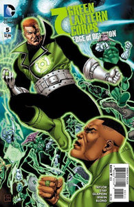 Green Lantern Corps Edge Of Oblivion #5