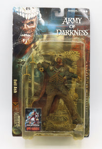 MOVIE MANIACS ARMY OF DARKNESS EVIL ASH ACTION FIGURE