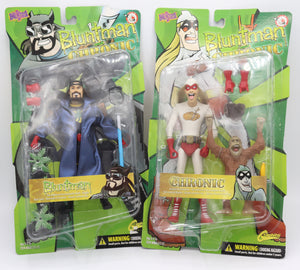 BIG BLAST BLUNTMAN & CHRONIC ACTION FIGURE SET