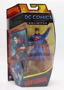 DC COMICS UNLIMITED SUPERMAN ACTION FIGURE
