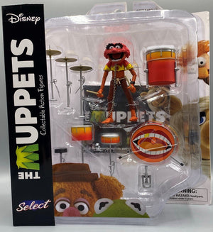 MUPPETS SELECT ACTION FIGURE ANIMAL