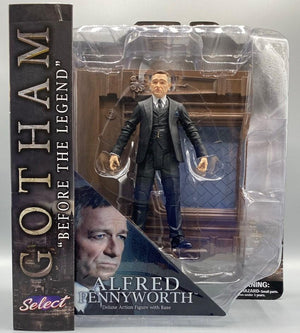 GOTHAM SELECT ALFRED ACTION FIGURE