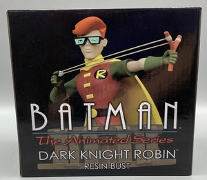 BATMAN THE ANIMATED SERIES DARK KNIGHT CARRIE BUST