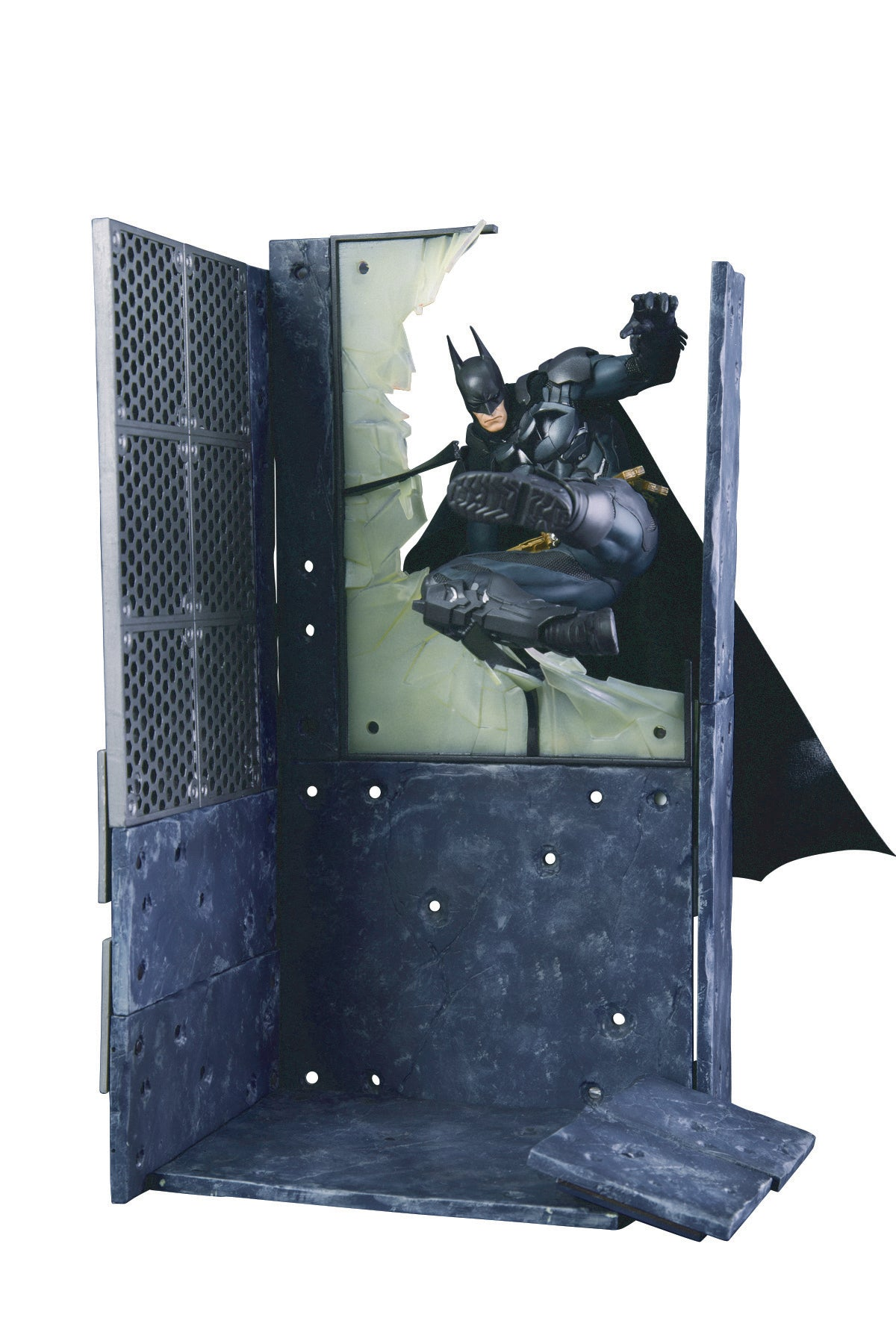 BATMAN ARKHAM KNIGHT GAME BATMAN ARTFX+ STATUE
