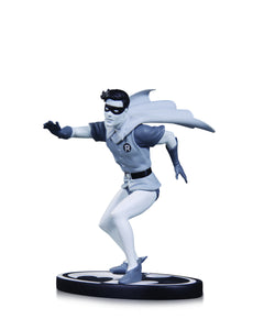 BATMAN BLACK & WHITE STATUE ROBIN BY INFANTINO