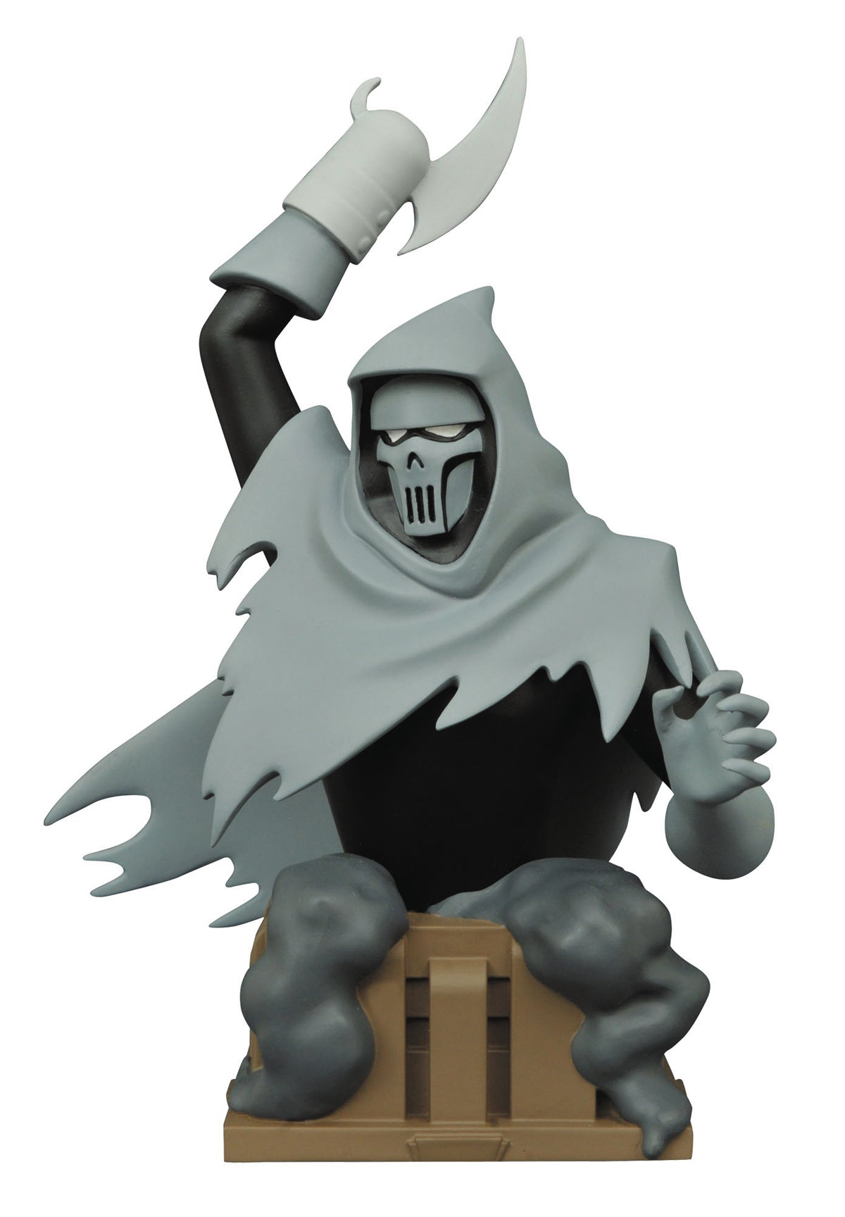 BATMAN THE ANIMATED SERIES PHANTASM MOVIE RESIN BUST