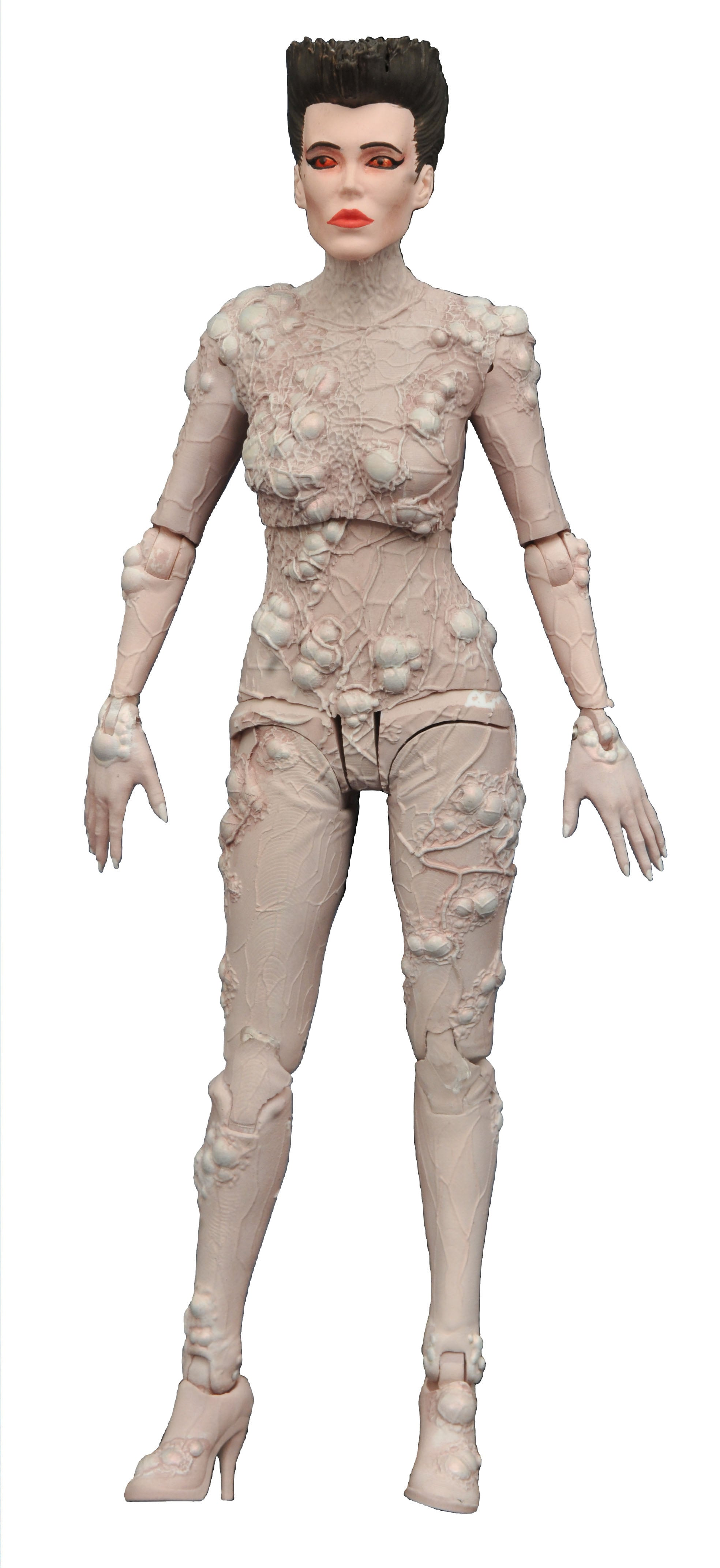GHOSTBUTERS SELECT GOZER ACTION FIGURE