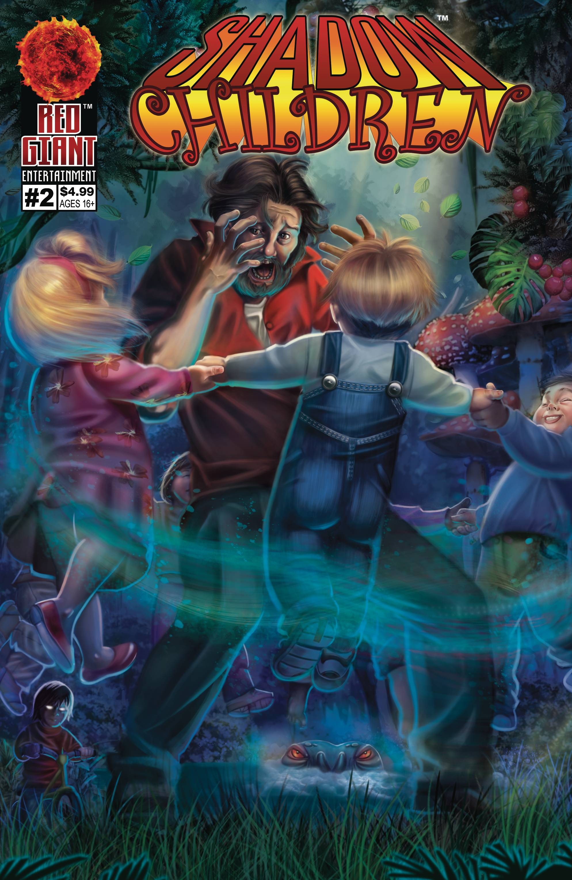 SHADOW CHILDREN #2  PRE-ORDER