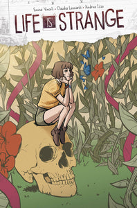 LIFE IS STRANGE PARTNERS IN TIME #2 CVR A LEONARDI  PRE-ORDER