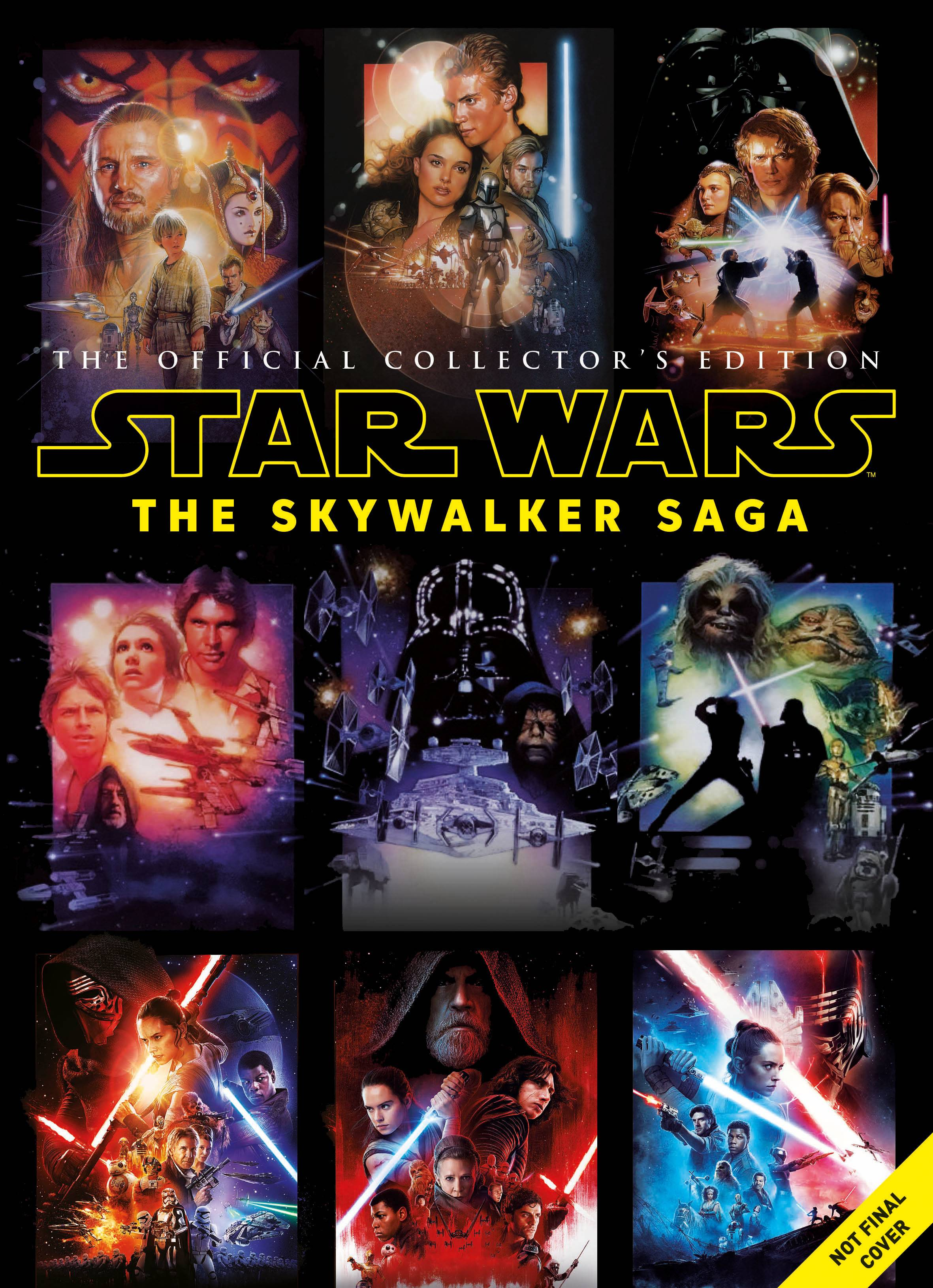 STAR WARS SKYWALKER SAGA PX PRE-ORDER