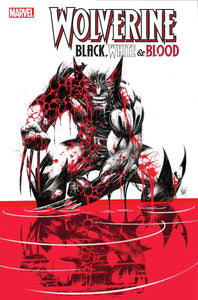 WOLVERINE BLACK WHITE BLOOD #1 (OF 4) PRE-ORDER