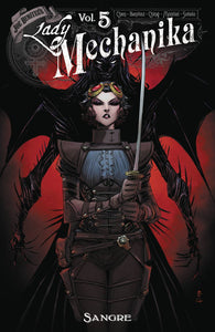 LADY MECHANIKA OVERSIZED HC VOL 05 PRE-ORDER