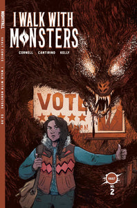 I WALK WITH MONSTERS #2 CVR A CANTIRINO  PRE-ORDER