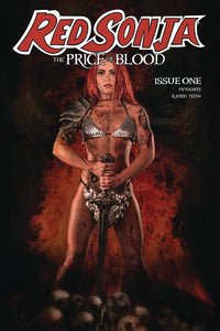 RED SONJA PRICE OF BLOOD #1 CVR E RAY COSPLAY PRE-ORDER